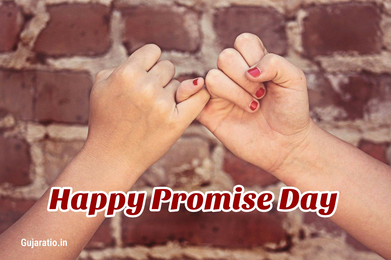 Gujarati-Promise-Day-status-image
