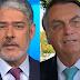 Bonner desmente Bolsonaro e Jornal Nacional bate melhor ibope em 10 semanas