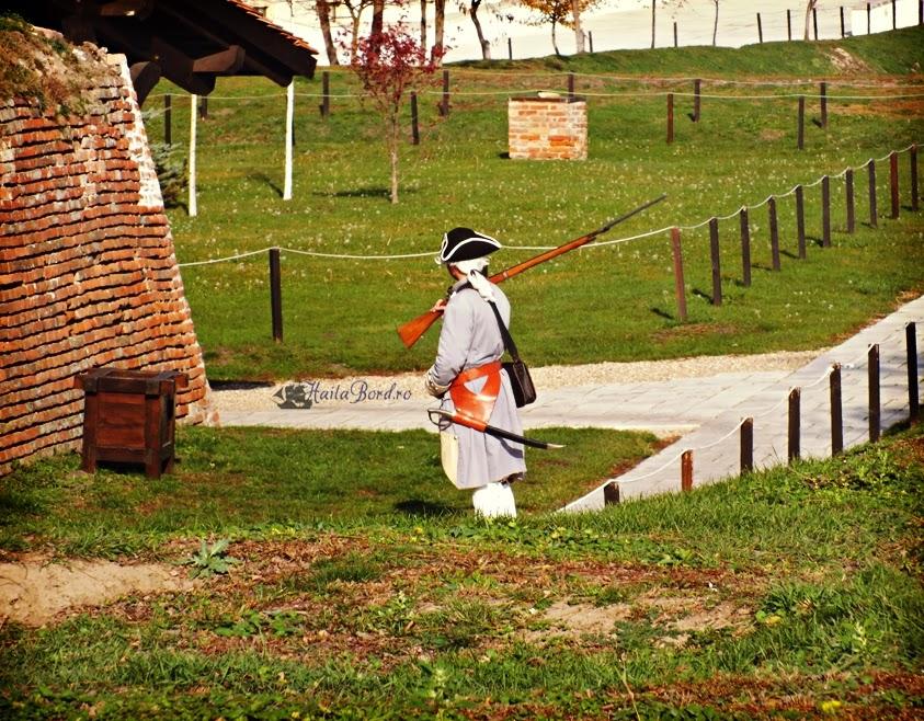 strajer cetatea alba iulia