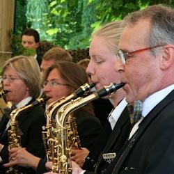 Concert en barbecue, Botanische Tuin, Delft