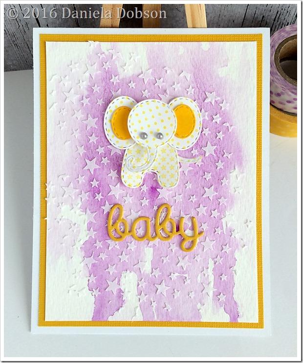Baby by Daniela Dobson