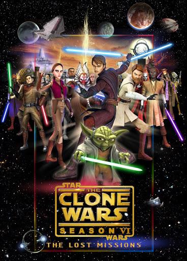 Star Wars: The Clone Wars Season 6 ตอนที่ 1-13 END [ซับไทย]