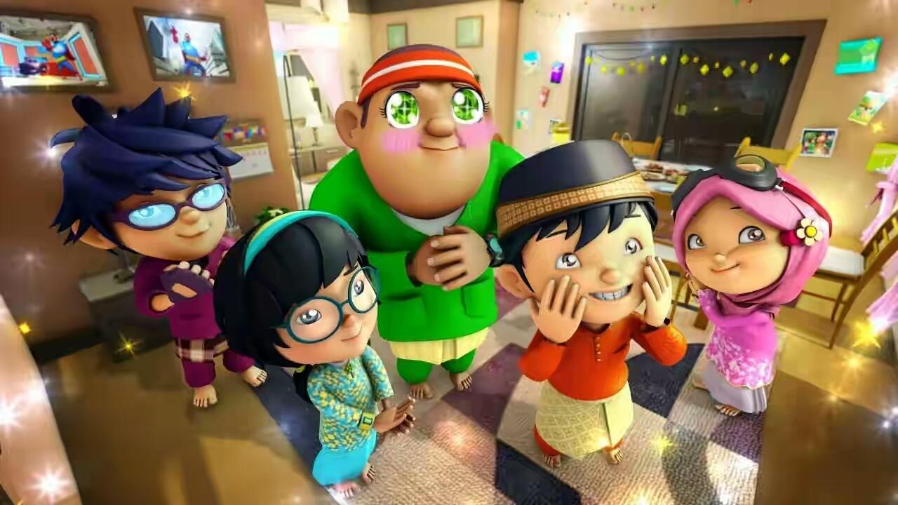 Gambar Animasi Dp Bbm Boboiboy