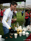 More like post-race MIMOSAS! Yum!