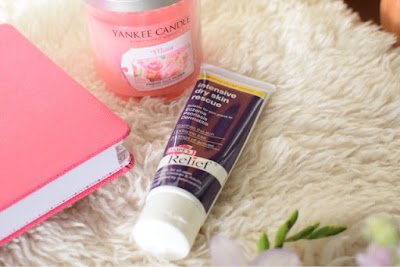 Hope's Relief intensive dry skin rescue cream