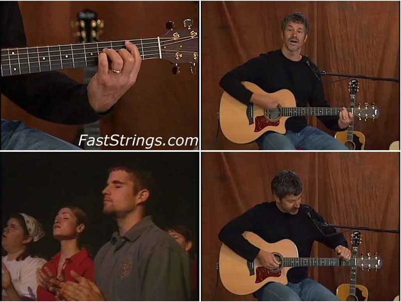 Paul Baloche - Acoustic Guitar