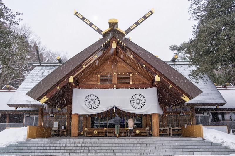 札幌 北海道神社 写真4