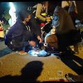 Sempat Terjatuh saat Melewati Petugas, Pengendara Mabuk Terjaring Operasi Prokes