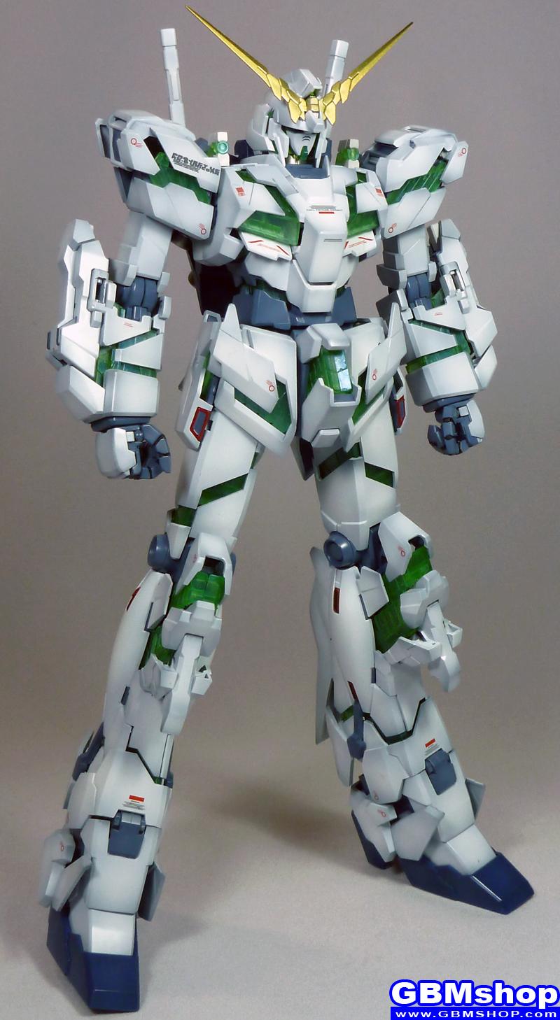 Bandai 1/100 MG RX-0 Unicorn Gundam