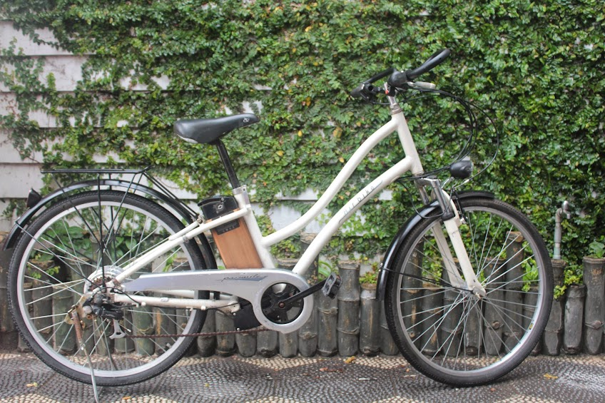 Xe đạp Ben - 25