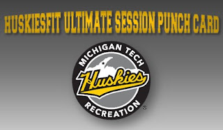 HuskiesFit Ultimate Session Punch Card