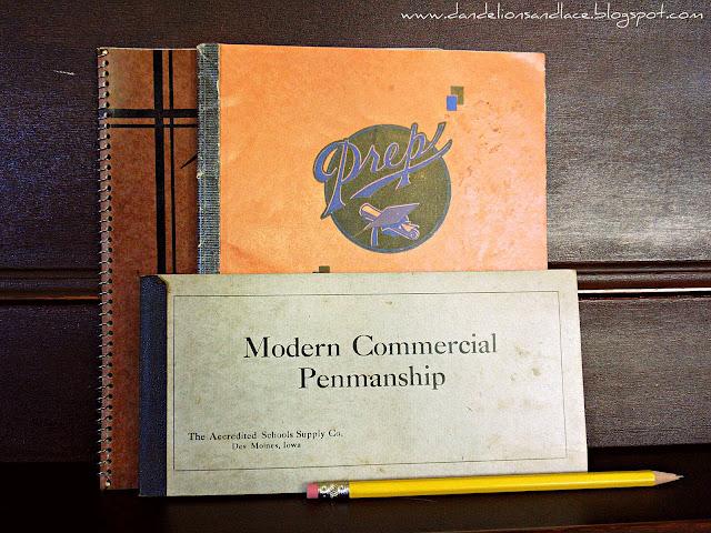 modern commercial penmanship