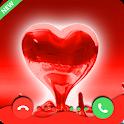 Caller id,Full Screen Caller ID,Photo Caller ID icon