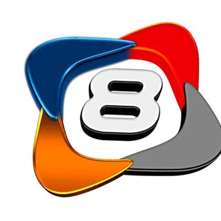 Logo Tele 8 Illapel