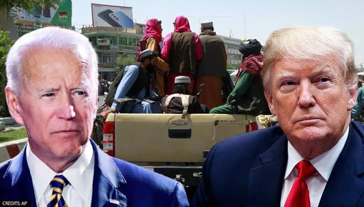 It would've been the exact opposite, they feared me - Trump says Taliban took advantage of Biden being president to take over Afghanistan