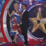 OIC - ENTSIMAGES.COM - Chloe Jasmine and Stevi Ritchie at the Celebrity Big Brother Final held at the Elstree Studios in London on the 24th September 2015. Photo Mobis Photos/OIC 0203 174 1069