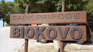 Park krajobrazowy gór Biokovo
