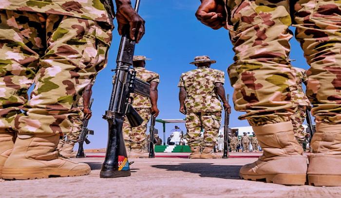 Breaking: Just after Lekki Shootings, Nigerian Army Budgets N5.6billion For Fresh Ammunition