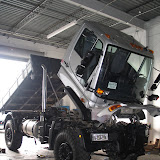 2003 Unimog - Custom Installation