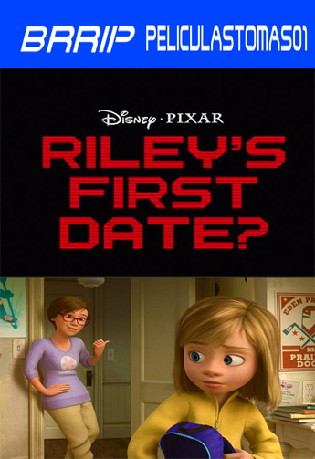 Intensa Mente (Inside Out): la primera cita de Riley (2015) BRRip