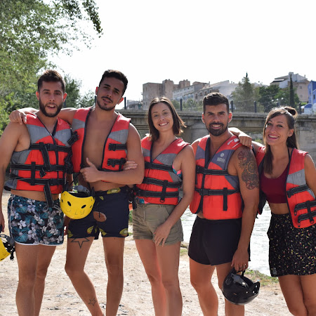 Descenso en Rafting 18/07/2018