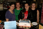 L to R: Susan Polgar, Anna Zatonskih, Irina Krush and Jennifer Shahade