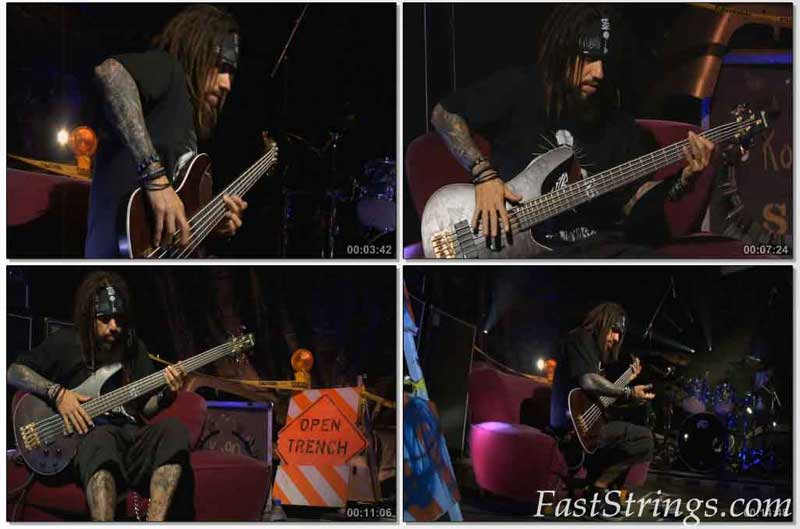 Behind the Player: Fieldy