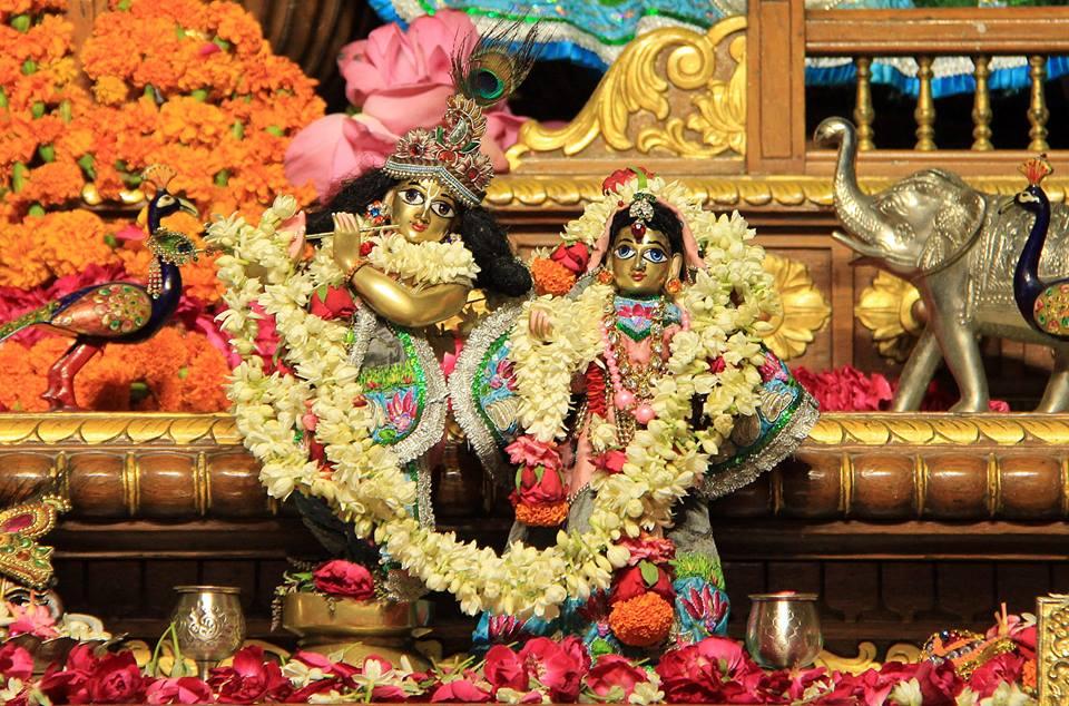 ISKCON Delhi  Deity Darshan 14 June  2016 (9)