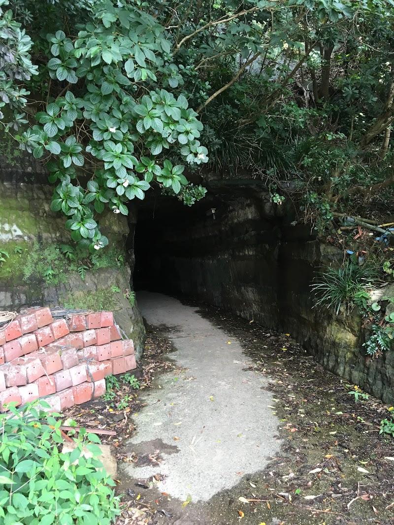 10:41 トンネル
