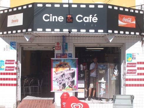 Buffet Sorveteria e Cafeteria Cine & Café