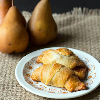 Pear and Walnut Turnovers