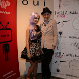 WWW.ENTSIMAGES.COM -  Kitty Brucknell and Lewis-Duncan Weedon  at    Oui Fashion Fabulous In Aid Of The Princes Trust  at Harpenden Hertfordshire September 23rd 2013                                              Photo Mobis Photos/OIC 0203 174 1069