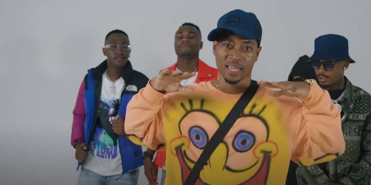 Manengo, Nacha, P The Mc, Stamina, Moni Centrozone, Nuh Mziwanda - WARM UP (Remix)