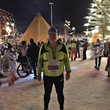 Polar Night Run in Tromsö 2018