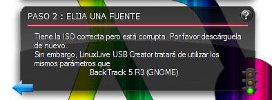 Cómo utilizar linux live usb creator