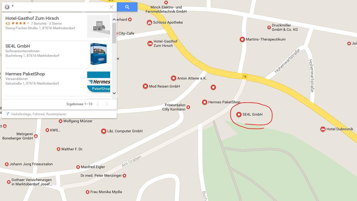 Unternehmen auf Google Maps anzeigen lassen - Google Maps Help