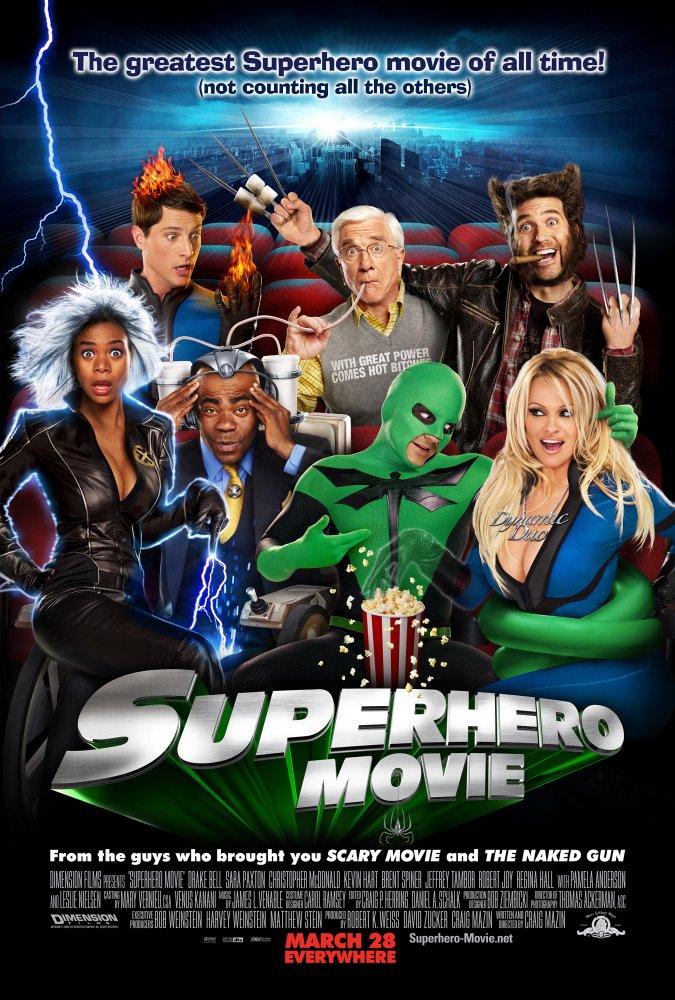 Phim Siêu Nhân Chuồn Chuồn-Superhero Movie