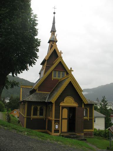 Iglesia anglicana de Balestrand