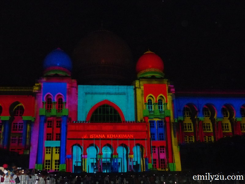 Festival Light and Motion Putrajaya