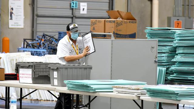 Nevada GOP Sends Criminal Referral To Barr Alleging Thousands Of Cases Of Voter Fraud