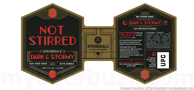 Springdale By Jack's Abby Adding Not Stirred Series Mint Julep And Dark & Stormy