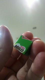 "Food Review: ""MILO CUBE"" Terasa Seperti Makan Lego"