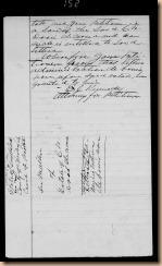 C. W. Davis Probate #88, Image#157
