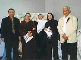 Culturas del Azahar - Ahmed Tahiri y Fatima Zahra Aitoutouhen