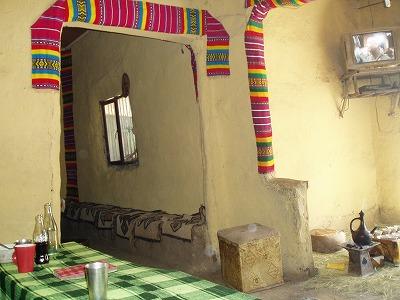 エチオピア旅行記|ユニーク食堂-ラリベラ