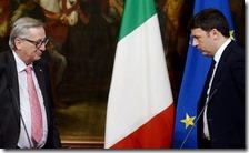 UE scrive lettera all'Italia