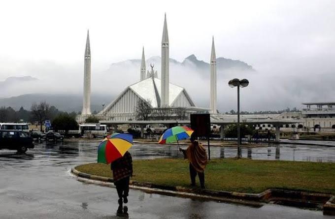 اگست کے پہلے ہفتے ملک میں مون سون کی مزید بارشیں ہونگی۔۔سیلابی صورتحال کا خطرہ