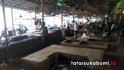 Diserbu Masyarakat, Pedagang Pasar Pasundan Sukabumi Dagangannya Pangpring