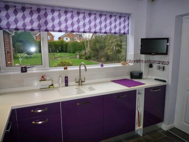 Lovik cocina moderna tienda de muebles de cocina desde for Cocinas color berenjena