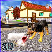 Wild Dog Attack Simulator 3D
